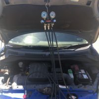 Suzuki Swift AC Hose Repair