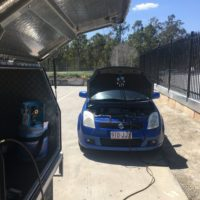 Suzuki Swift AC Repair