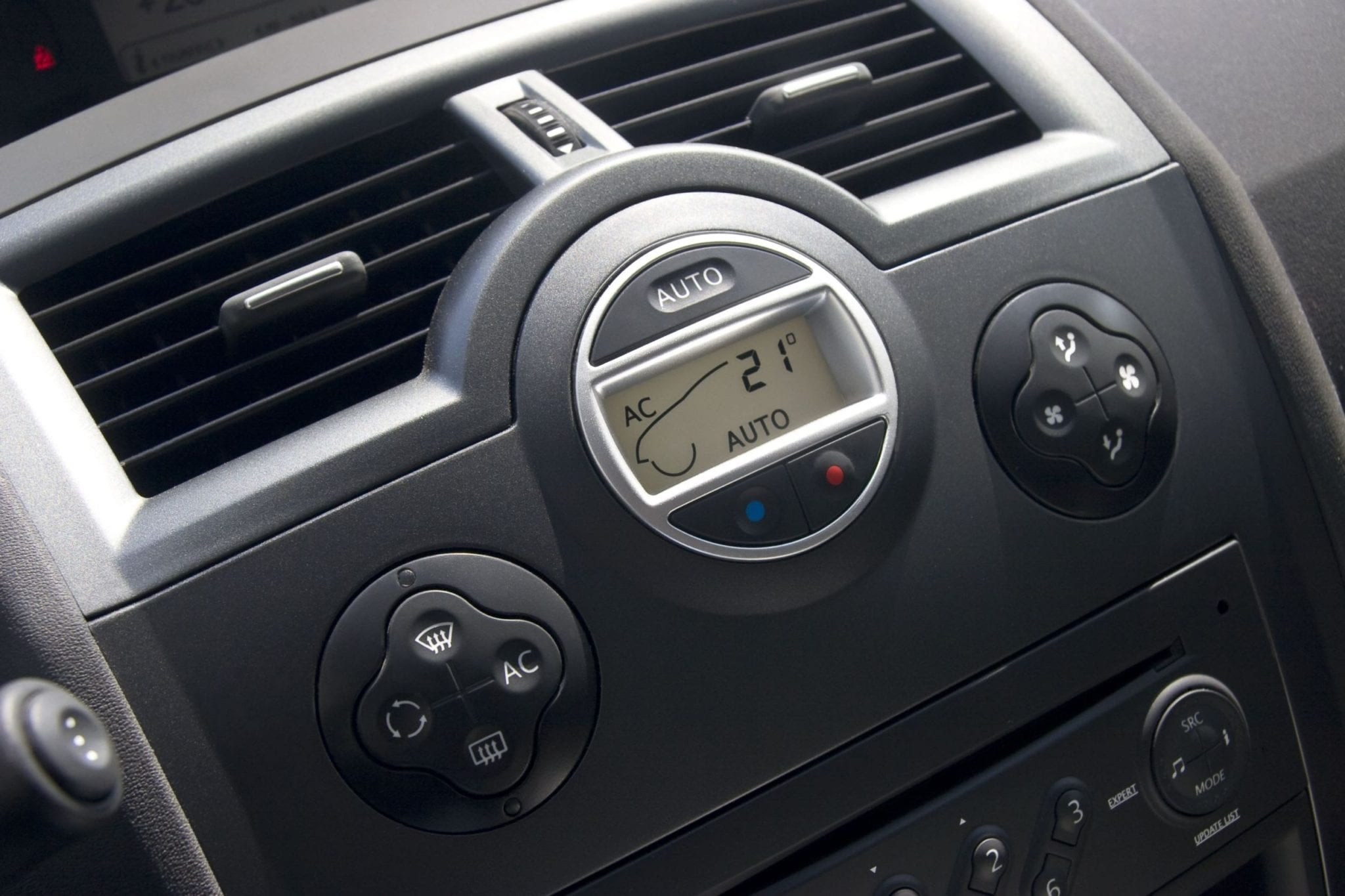 Toyota Aurion Aircon Faults