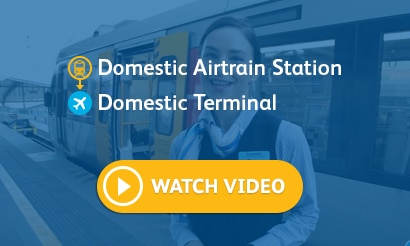 Domestic Airtrain Station – Domestic Terminal