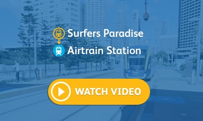 Surfers Paradise – Airtrain Station