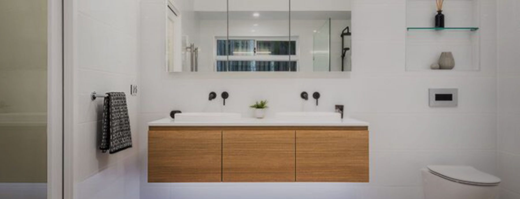 KBDi 2018 Qld Bathroom Awards Finalist Large Bathroom