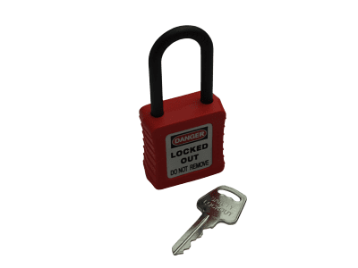 Dielectric Lockout Tagout Padlock