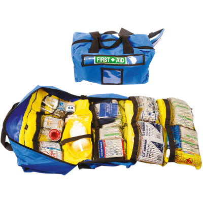 Industrial Workplace First Aid Kit Soft Pack