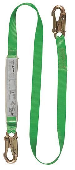 Lanyard with Shock Absorber 1.2M