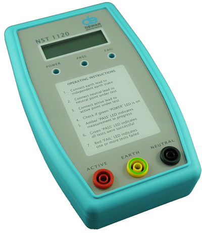M1121 NST Neutral and supply tester