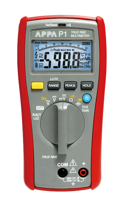 Appa Utility Multimeter CAT IV