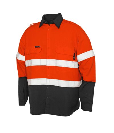 Tecasafe Arc Flash Shirt 6.5 Cal/cm2