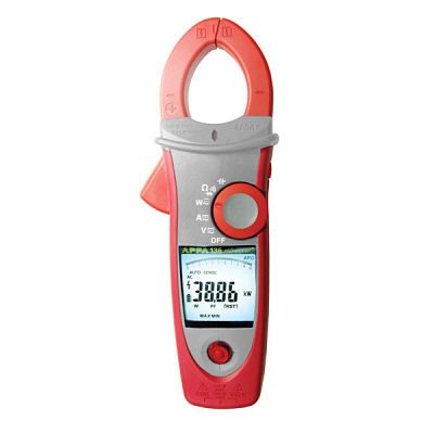 App 136F Digital Clamp Meter
