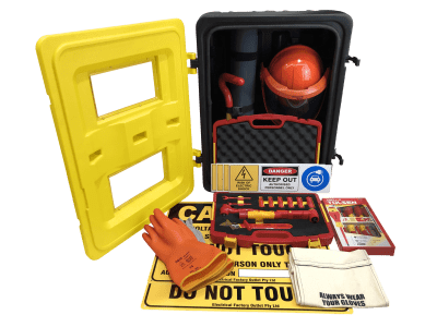 Electrical Safety Cabinet for EV Maintenance