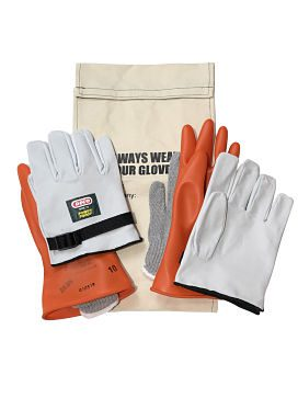 500V Insulated Glove Kit