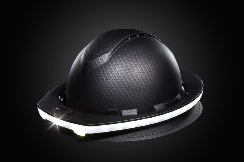 HaloSL Safety Hardhat Light