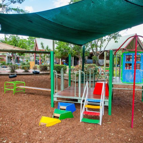 outside playground
