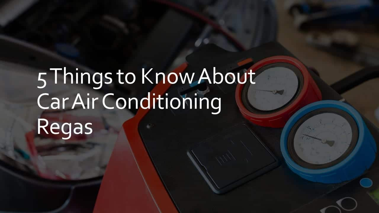 5 things to know about car air conditioning