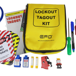 Complete Lockout Tagout Kit