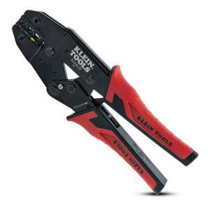 Klein Ratcheting Crimper