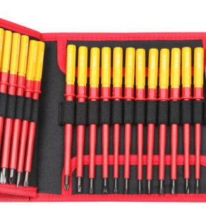 1000V Interchangeable Screwdriver Set 50 Piece