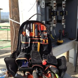 Electricians Tool Bags