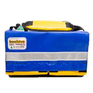 Beehive Double Base toolbag with hard moulded base