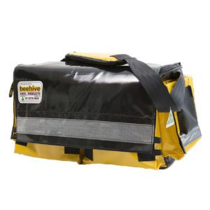 Fully Lockable Tool bag with Side Pockets