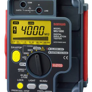 Sanwa Digital Insulation Tester MG1000
