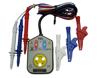 Contact Phase Rotation Meter