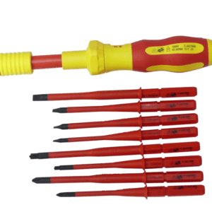 1000V Insulated Torque Screwdriver Set