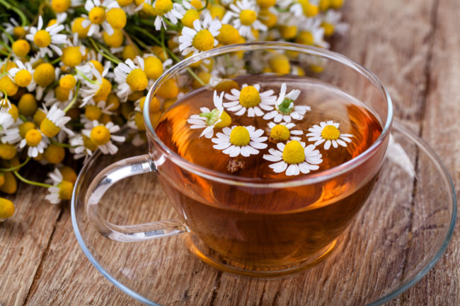 Anxiety relief, soothing, tea to help sleep