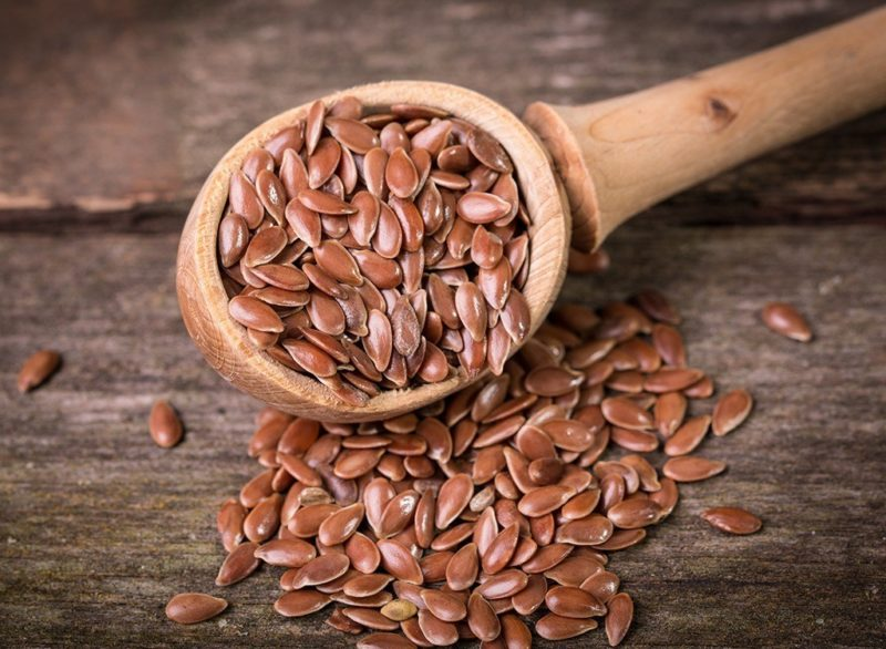 Flaxseeds for omega 3, Vitamin A, PMS relief and women's health The Best Foods To Feed Your Vagina