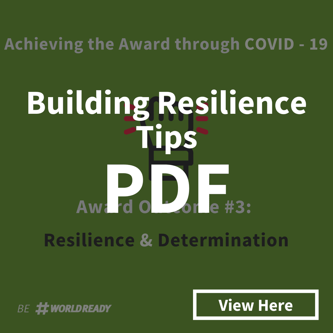 Click here to view and download the Top tips to building resilience during COVID-19 PDF