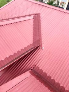 core roof valley mesh gutter guard