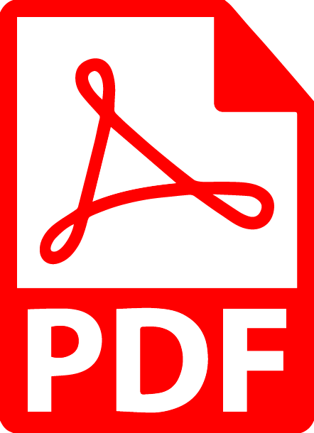 PDF-red and white