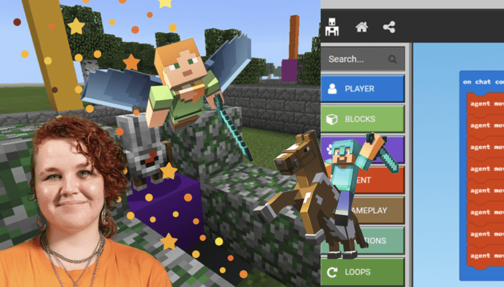 minecraft special holidays one hour coding for kids online