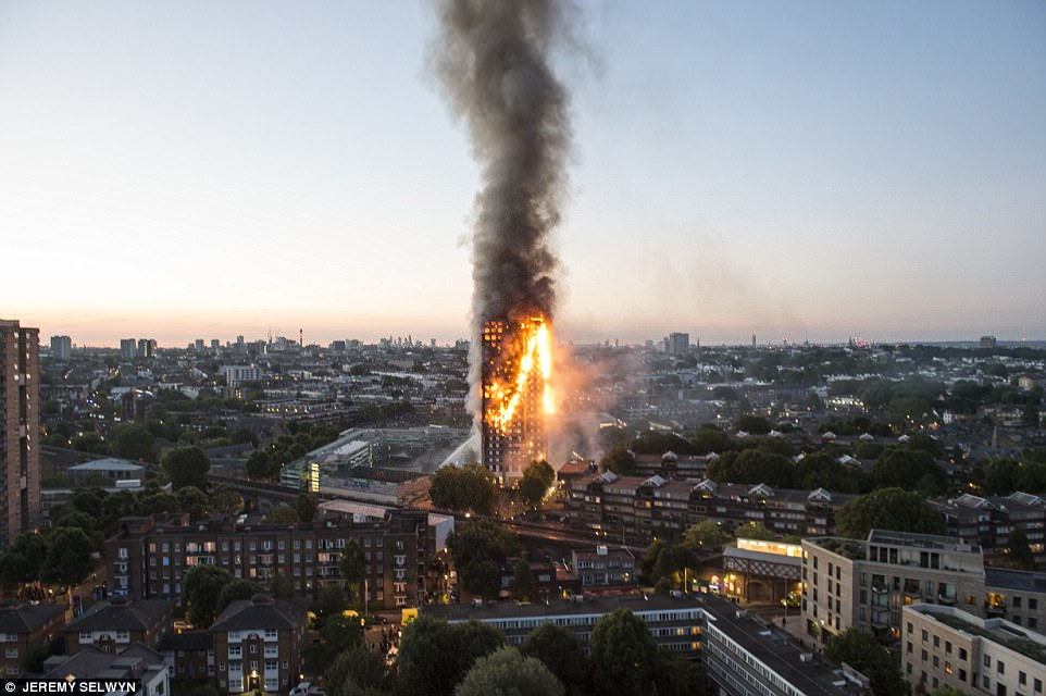 Grenfell London Fire Disaster